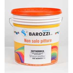 ISOTHERMICA idro pittura antimuffa traspirante 15 litri Barozzi